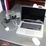 MacBook Pro and K2